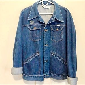 VINTAGE // WRANGLER Denim Jacket
